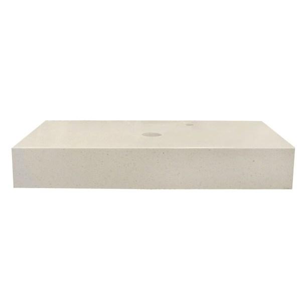 Bango tualeti Olympia quartz 105x52xH16 cm 223824 2