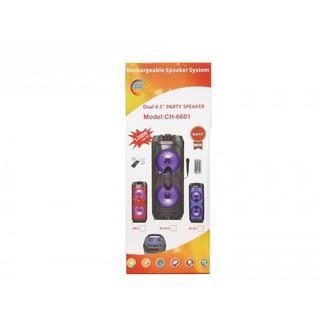 Boks me Bluetooth 1200W CH 6601 2