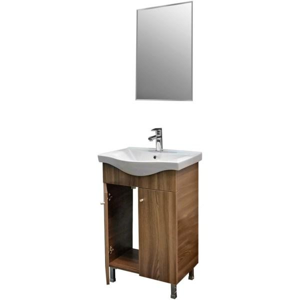 Mobilje tualeti melamine kafe 222186 2