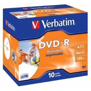 Vrb DVD R 16x 4.7 Gb mat silv sp.10 Wrap OBBC0071 1