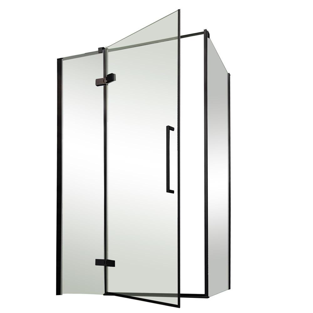 6 mm glass 80x120xh190 cm shower cabine 1