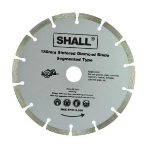 Disk diamanti Shall 180x7x22.2 mm 11657 1
