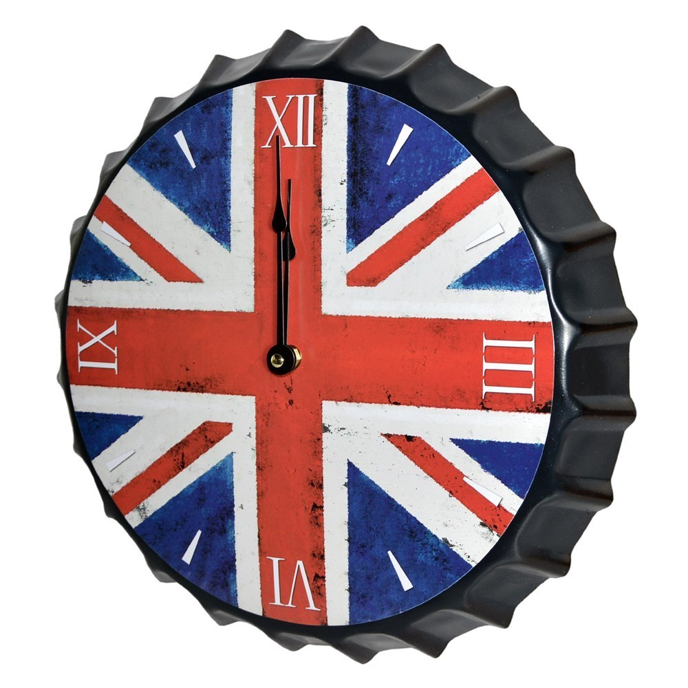 Ore muri UK Dia.35 cm strukture metalike 24876 2