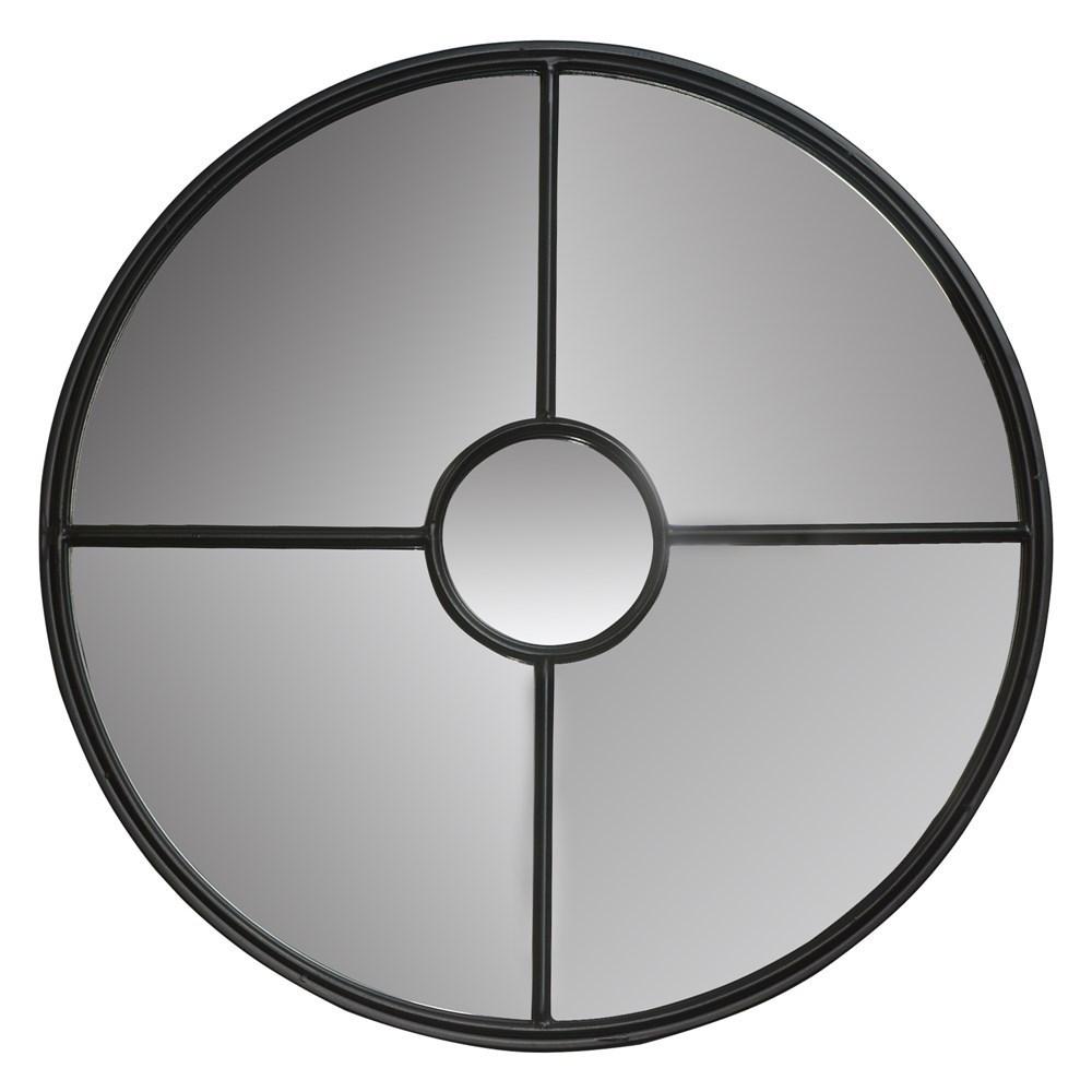 Pasqyre kornize metali zeze O80 cm 224018