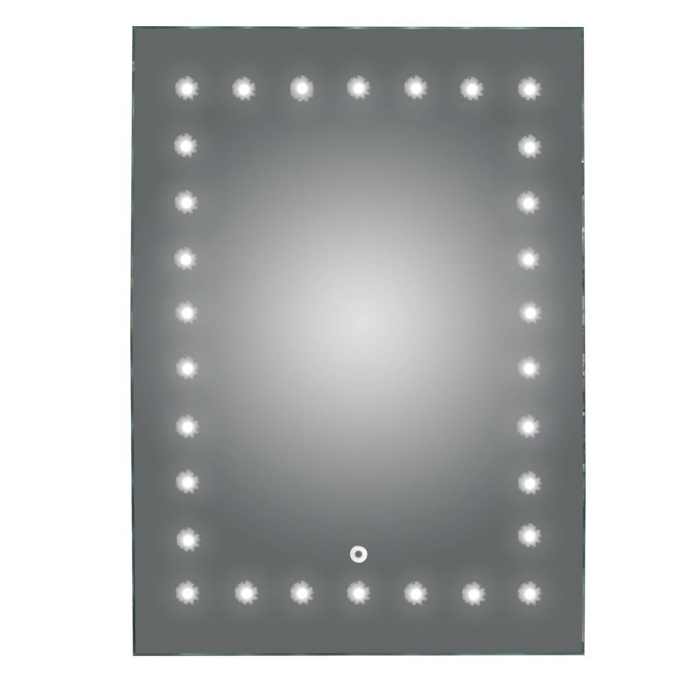 Pasqyre me LED 50x70 cm ndezjafikja me prekje 220810 2
