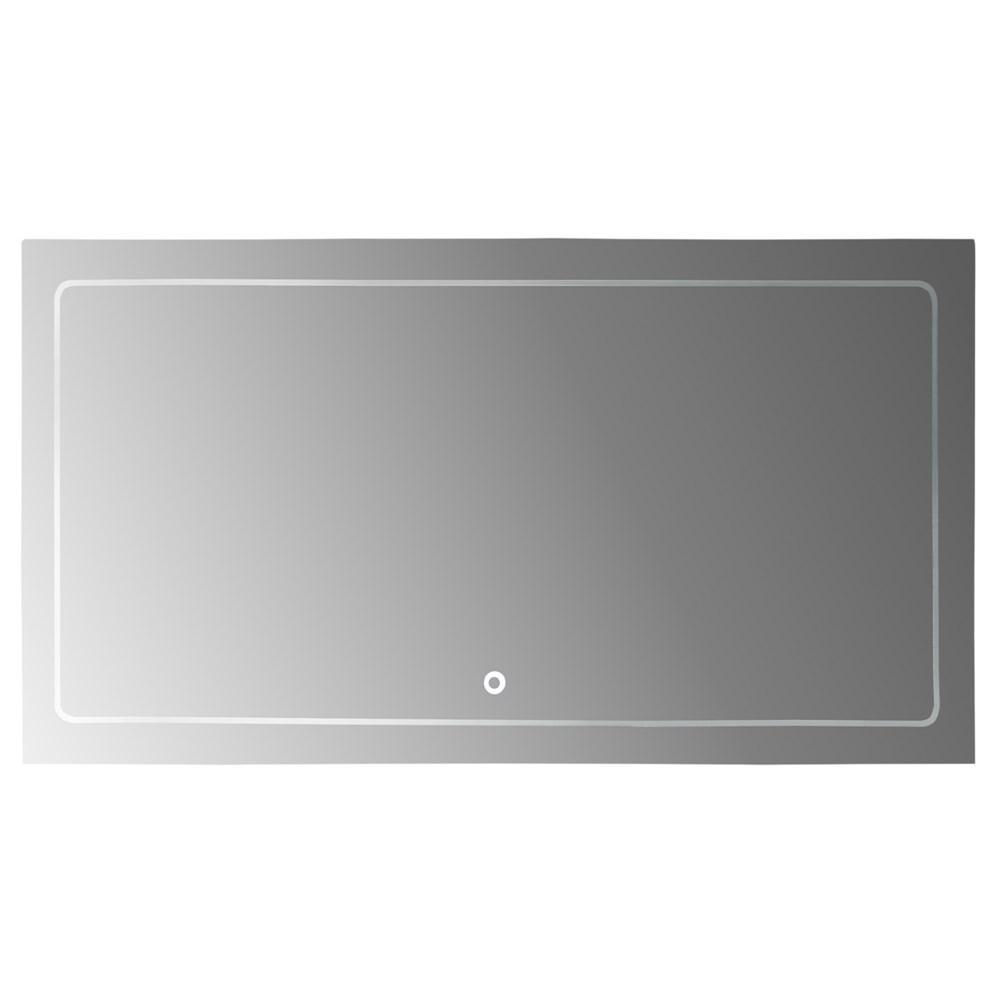 Pasqyre me LED 80X40 cm ndezjafikja me prekje 220817 1