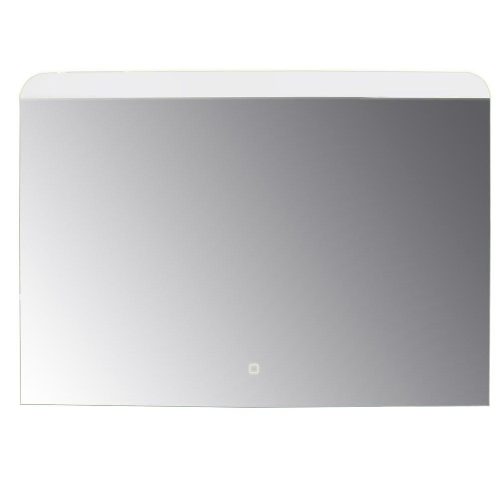 Pasqyre me ndricim LED kornize akrilik alumini 6500K 4 mm 100x70 cm 224088 2
