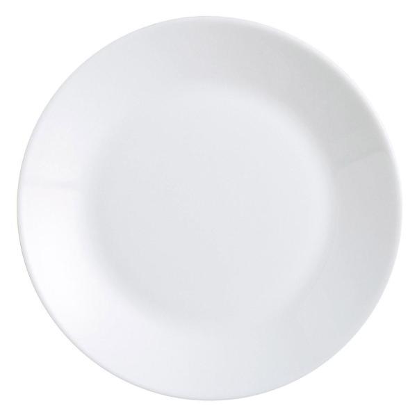 Pjate Ushqimi E Bardhe 25cm 1177453