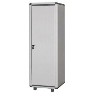 plastic cabinets 59x39xh175cm gray
