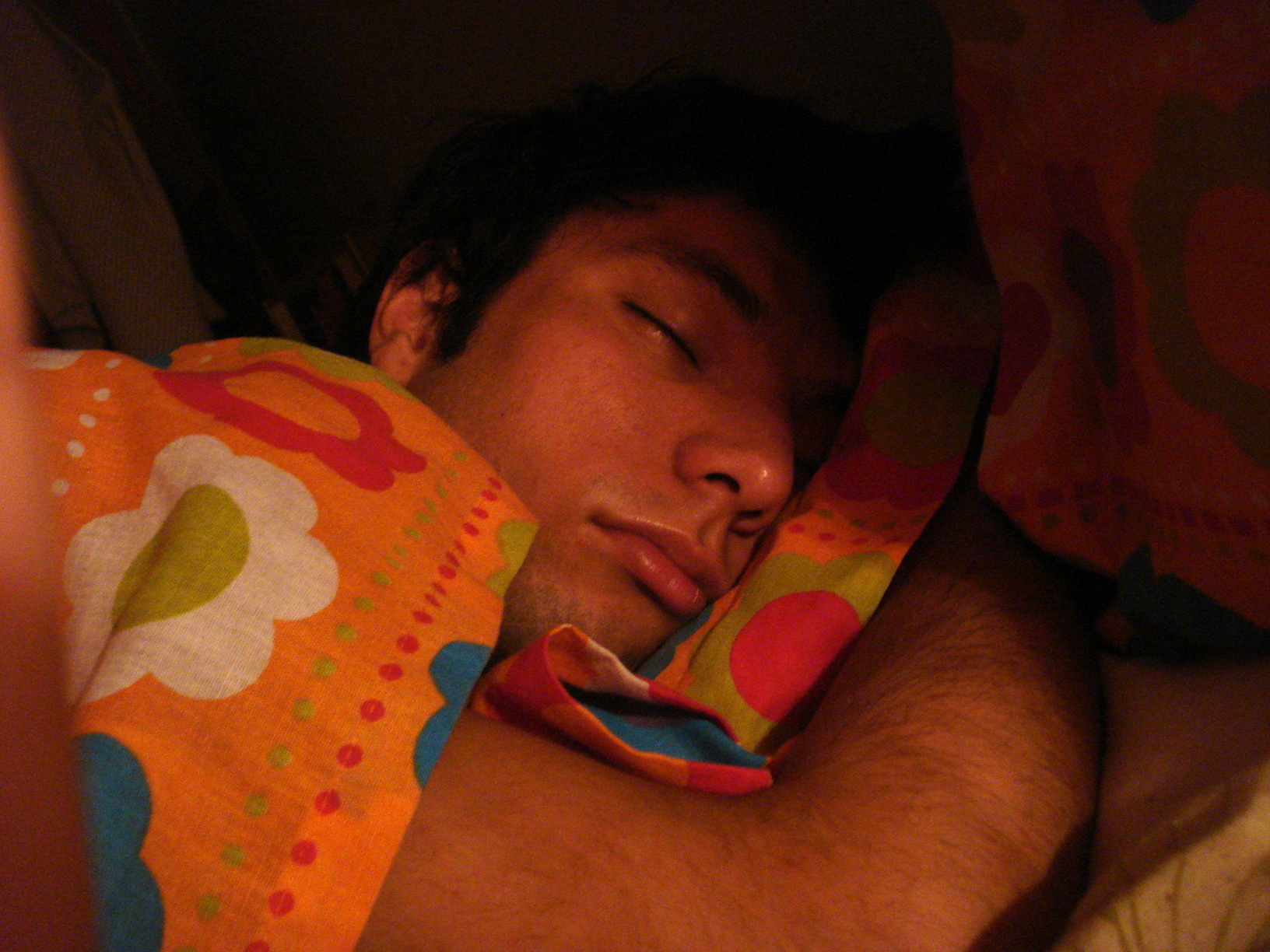 Leave me where I am, I´m only sleeping