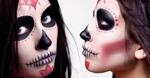 14 Easy Halloween Makeup Costumes