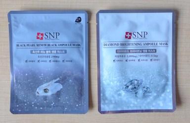 SNP Sheet Masks