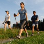 Walking has health Benefits