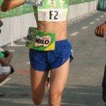 Cristabel Martes the Marathon Queen