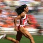 1988 Olympics: 200M Flo Jo runs World Record Video.