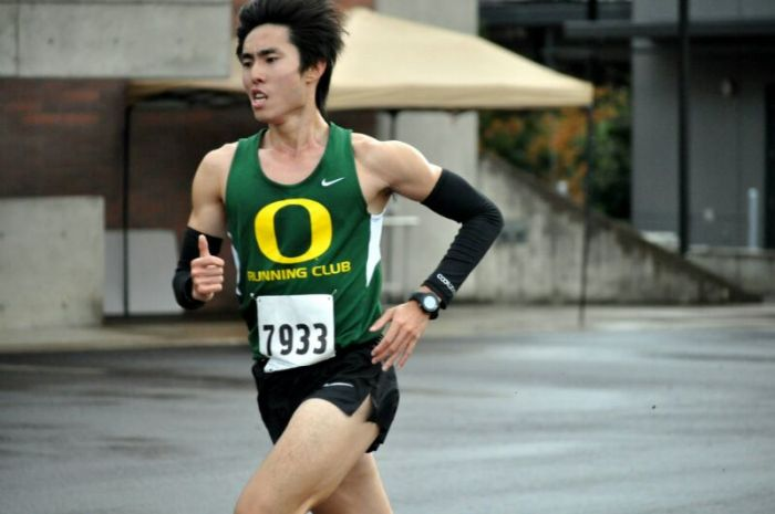 US Based University of Oregon Soh Roi Yong is a big local chance in the Men's Marathon.