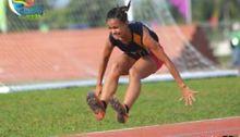 2015 Batang Pinoy Athletics