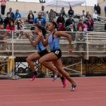 Richardson Twins Move to Season Lead in Women's Sprints