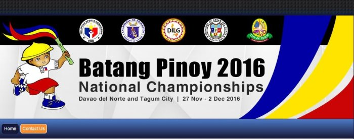 2016 Batang Pinoy