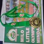 Ytang wins Milo Mindanao Elem Girls Long Jump for Zamboanga Del Sur Academy