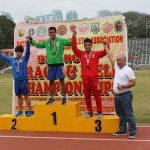 Philippines NCAA: Anfernee Lopena regains 100m title