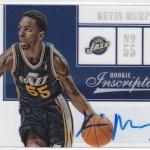 Kevin Murphy - Card No. 71