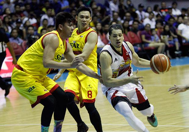 PBA Live Streaming: San Miguel vs Star (April 16, 2017)