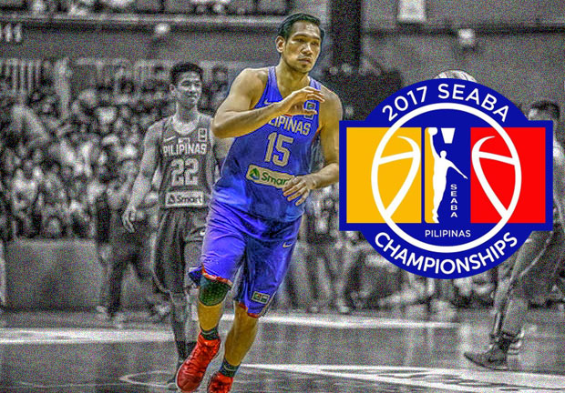 Philippines (Gilas Pilipinas) vs Singapore - 2017 SEABA Championships Live Streaming (May 13, 2017)