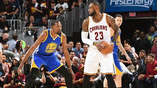 NBA Highlights: Cavaliers vs Warriors | June 10, 2017 | NBA Finals - Game 4