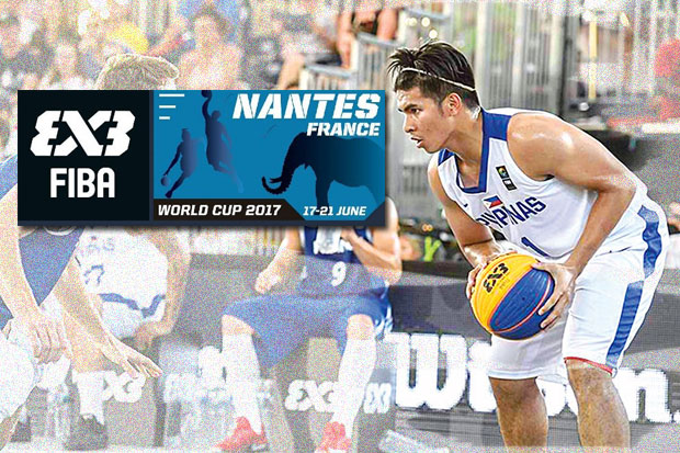 Philippines vs El Salvador | June 21, 2017 | FIBA 3X3 World Cup 2017 Livestream