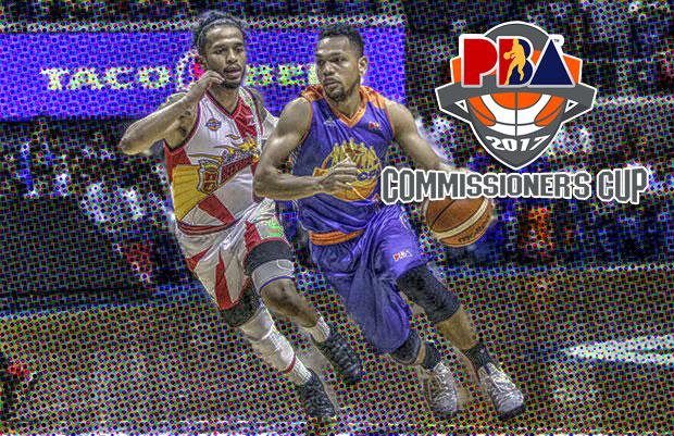San Miguel vs Talk 'N Text Game 3 | PBA Livestream - 2017 PBA Commissioner's Cup Finals
