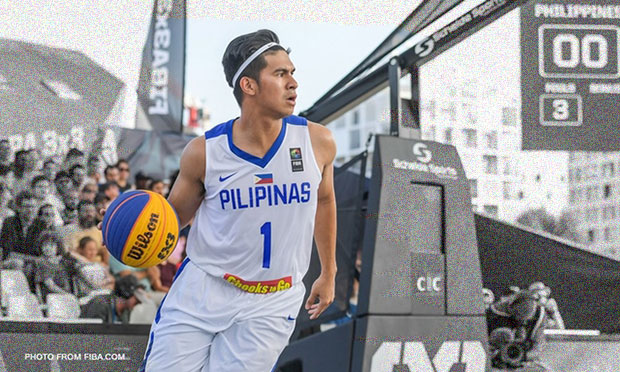 Gilas 16-man Roster For William Jones Cup Revealed