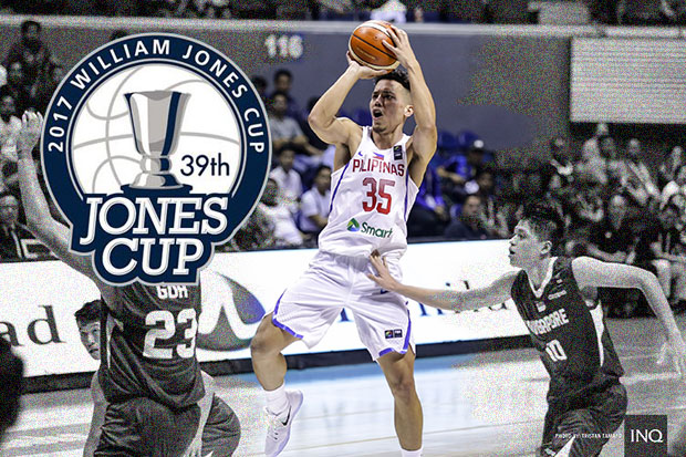 Philippines (Gilas Pilipinas) vs Canada - 2017 William Jones Cup Live Streaming (July 15, 2017)