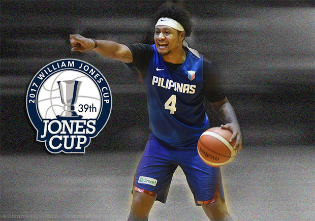 Philippines (Gilas Pilipinas) vs Chinese Taipei B - 2017 William Jones Cup Live Streaming (July 17, 2017)