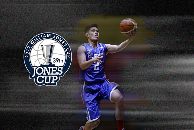 Philippines (Gilas Pilipinas) vs South Korea - 2017 William Jones Cup Live Streaming (July 19, 2017)