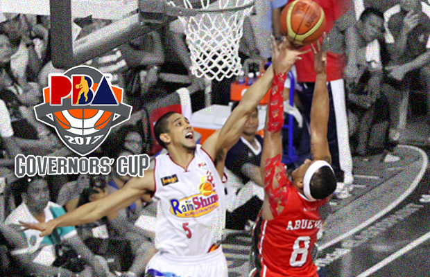 Alaska vs Rain or Shine (ROS) | September 20, 2017 | PBA Livestream - 2017 PBA Governors' Cup