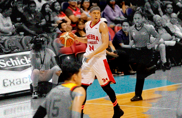 Chris Ellis Will Miss Blackwater Versus Ginebra Game