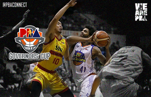 PBA Recap: Glen Rice Jr. Led Talk 'N Text Past Hotshots