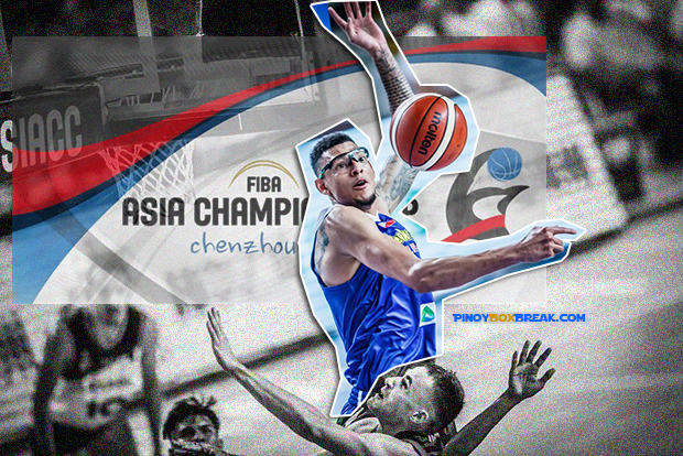 Philippines Chooks-to-Go (Gilas) Pilipinas vs Palestine Sareyyet Ramallah - 2017 FIBA Asia Champions Cup Live Streaming (September 23, 2017)