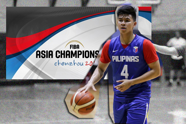 Chooks-to-Go Gilas Pilipinas 12-Man Roster For 2017 FIBA Asia Champions Cup Revealed
