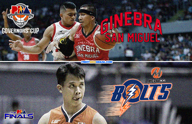 Ginebra vs Meralco - Game 5 | October 22, 2017 | PBA Finals Livestream - 2017 PBA Governors' Cup