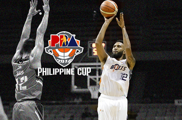 Replay: Meralco vs Blackwater - 2017-18 PBA Philippine Cup (Elimination Round)
