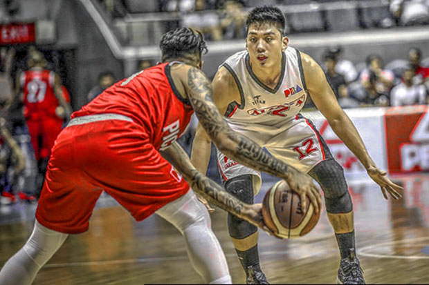 Jeron Teng And Company Gave Ricky Dandan Another Blowout Game
