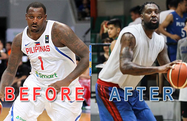 New Look Andray Blatche Getting Ready For The Australia Showdown