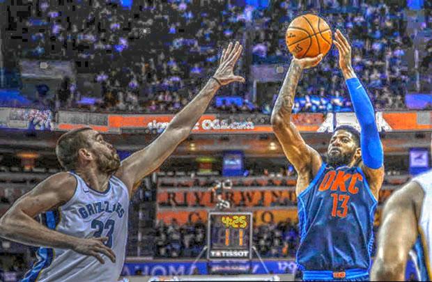 Highlights: Thunder vs Grizzlies | February 12, 2018 | 2017-18 NBA Season