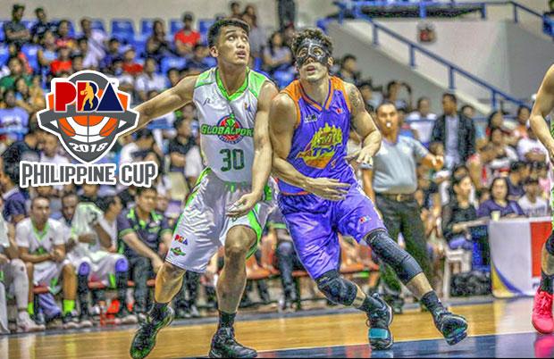 GlobalPort vs TNT   February 14, 2018   PBA Livestream - 2017-18 PBA Philippine Cup