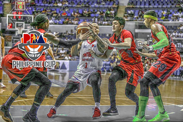 Ginebra vs San Miguel | March 13, 2018 | PBA Livestream - 2017-18 PBA Philippine Cup Semi-Finals Game 3
