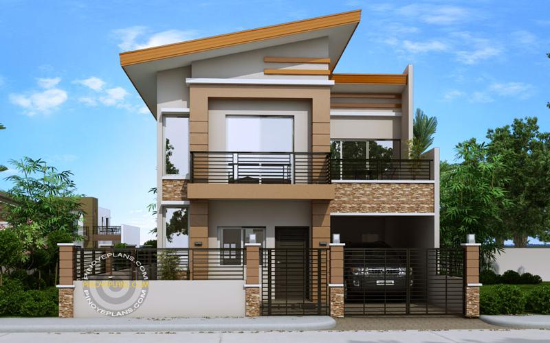 Pinoy EPlans - Modern House