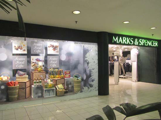 Marks Amp Spencer Food Line To Celebrate The Season Pinoy