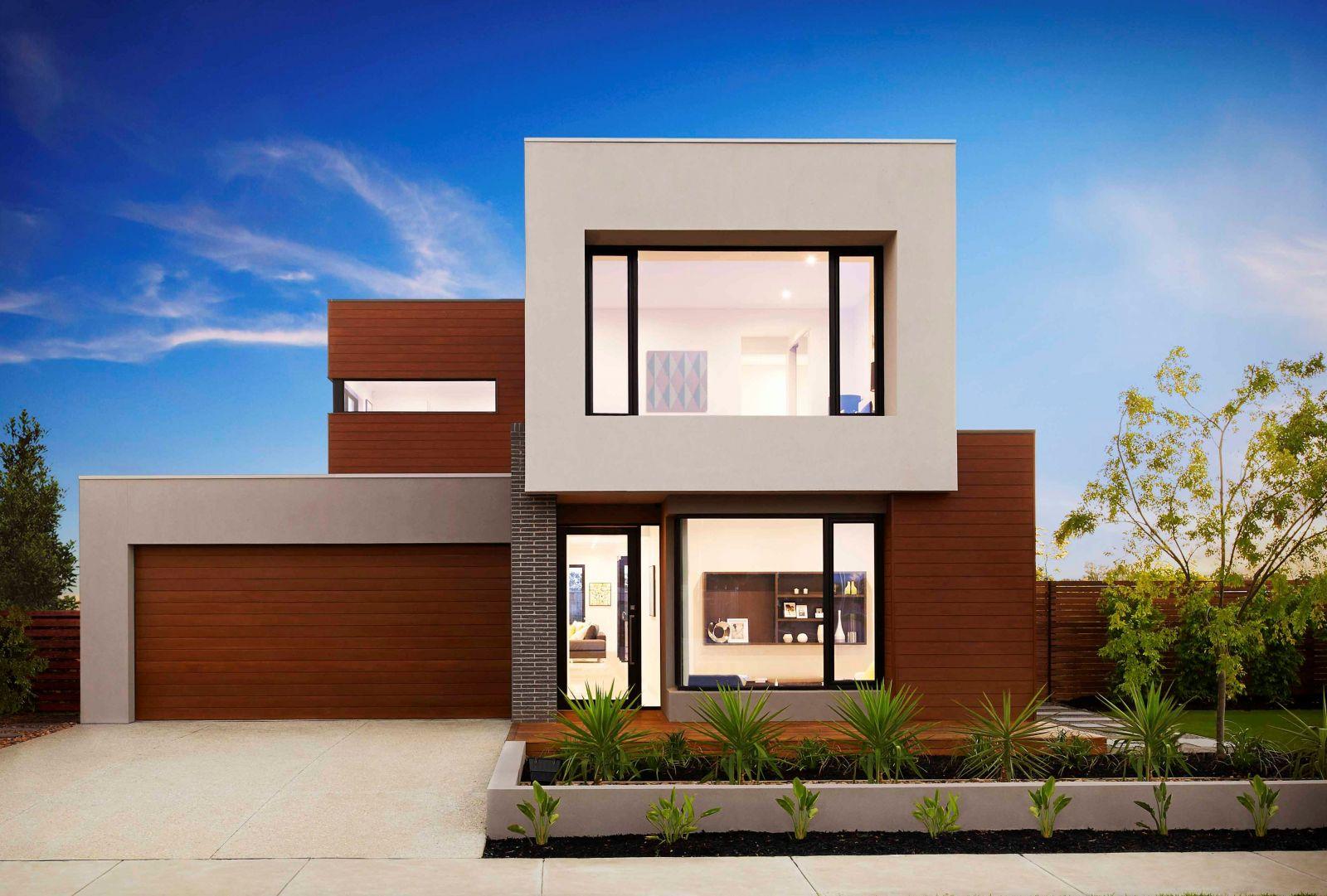 Small Modern Minimalist House Design Philippines Novocom Top
